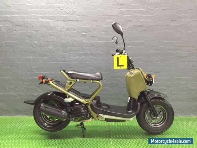 Honda Zoomer 50 for Sale in Australia