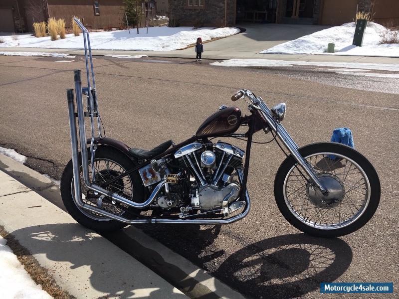 Harley Davidson Shovelhead For Sale Ontario Canada