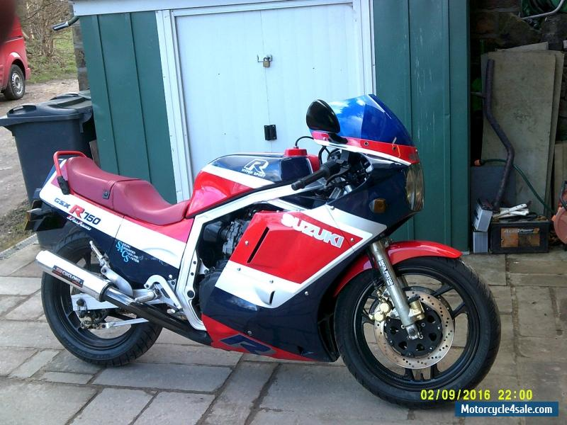 1986 suzuki suzuki gsxr 750 slabside for sale in united kingdom. Black Bedroom Furniture Sets. Home Design Ideas