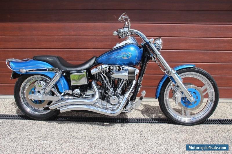 Harley-davidson... Harley Davidson Wide Glide Specifications