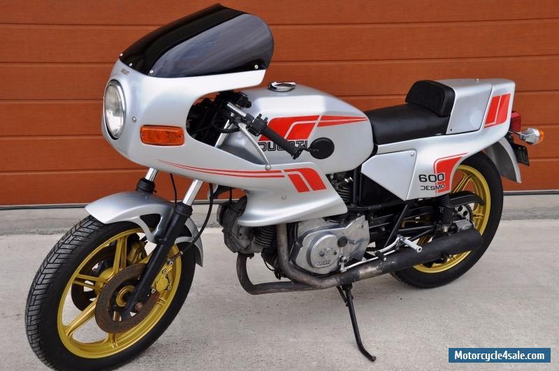 Used Ducati Pantah For Sale