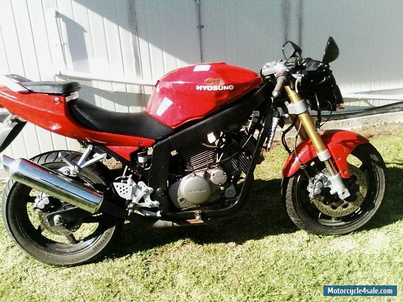 Hyosung GT250R for Sale in Australia