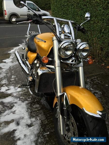 2006 triumph rocket 3 for sale in united kingdom. Black Bedroom Furniture Sets. Home Design Ideas