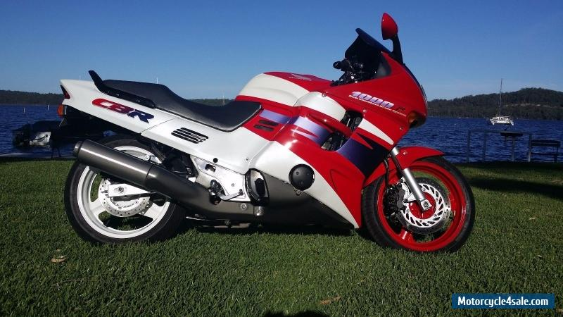 honda cbr1000f for sale in australia. Black Bedroom Furniture Sets. Home Design Ideas