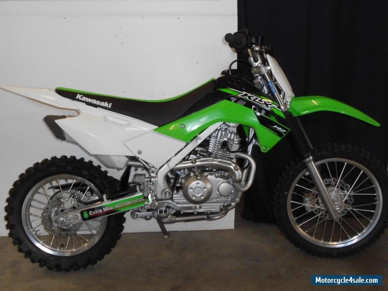 Kawasaki KLX140 for Sale in Australia