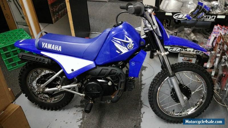 Yamaha PW80, 2 Stroke, great little fun bike  for Sale in