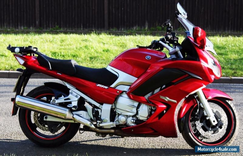 2014 yamaha fjr 1300 for sale in united kingdom. Black Bedroom Furniture Sets. Home Design Ideas
