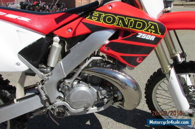 Honda Cr250 For Sale In Australia