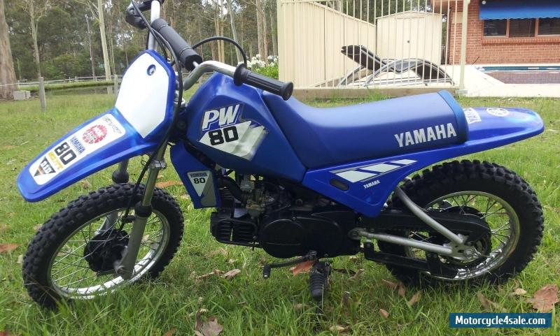 Yamaha pw80 for sale in australia for Yamaha mx 80 for sale