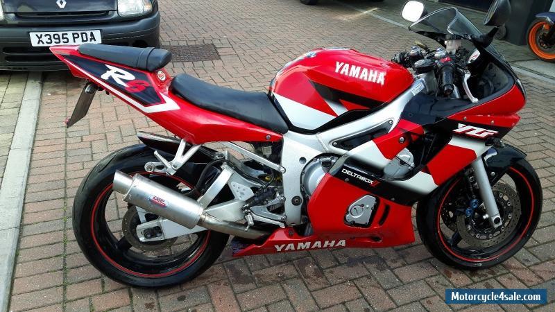 2001 Yamaha R6 For Sale In United Kingdom