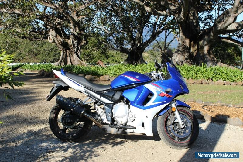 suzuki gsx 650 f for sale in australia. Black Bedroom Furniture Sets. Home Design Ideas