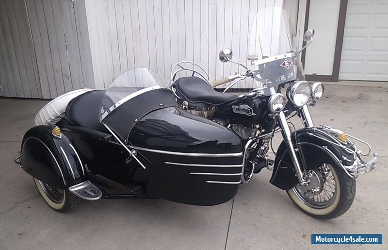 1951 Indian Chief For Sale In Canada
