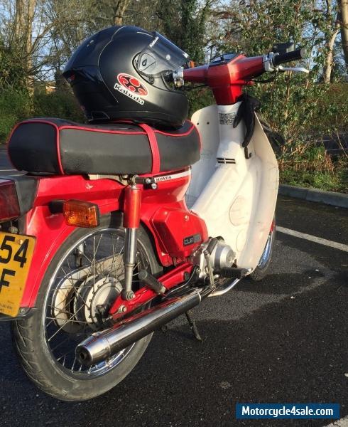 1999 Honda C 90 For Sale In United Kingdom
