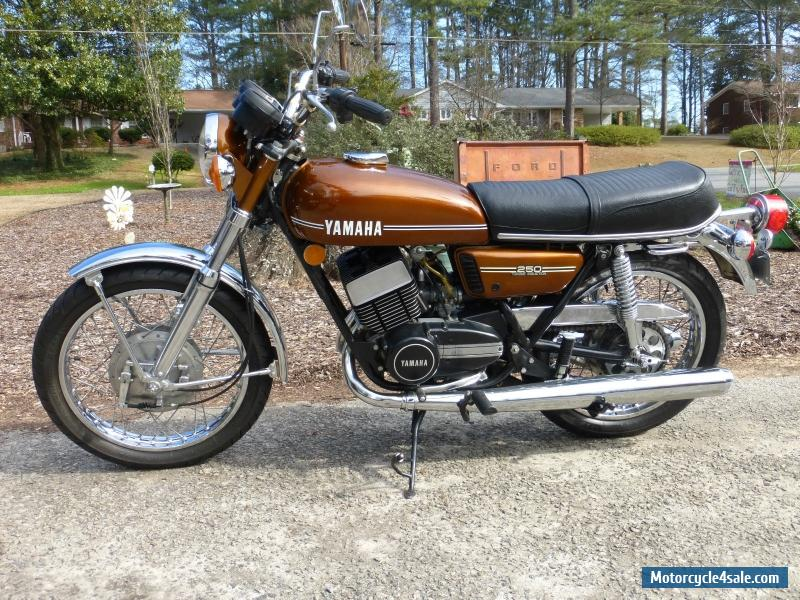 1974 yamaha rd 250 for sale in canada