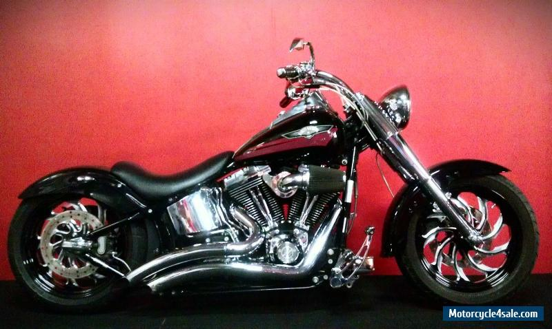 Harley Davidson Fatboy Price Australia