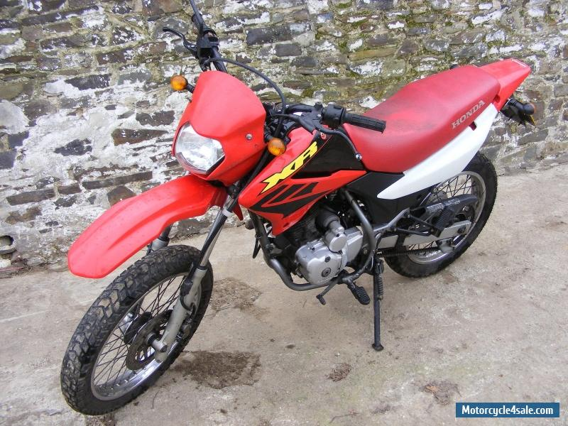 honda xr  sale  united kingdom