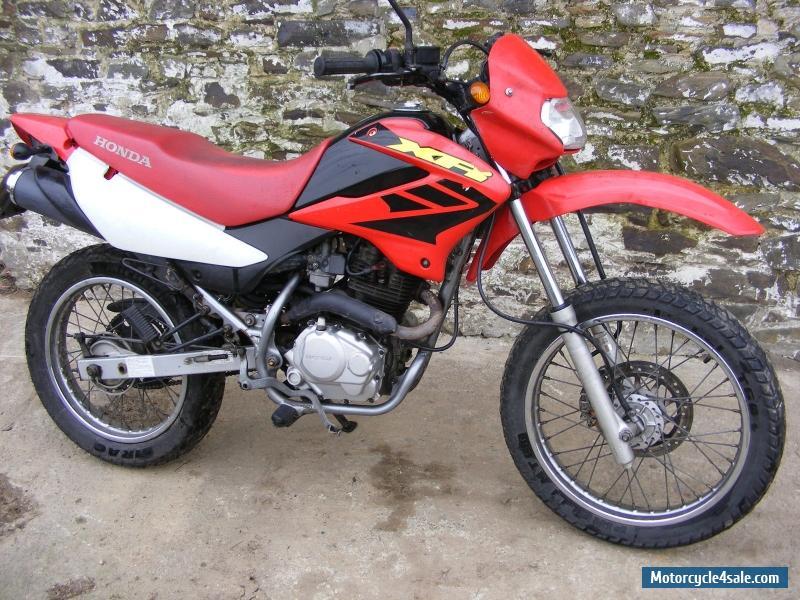 2006 Honda Xr For Sale In United Kingdom