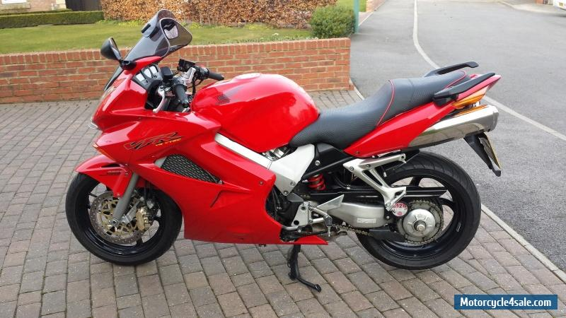 2002 honda vfr 800 vtec for sale in united kingdom. Black Bedroom Furniture Sets. Home Design Ideas