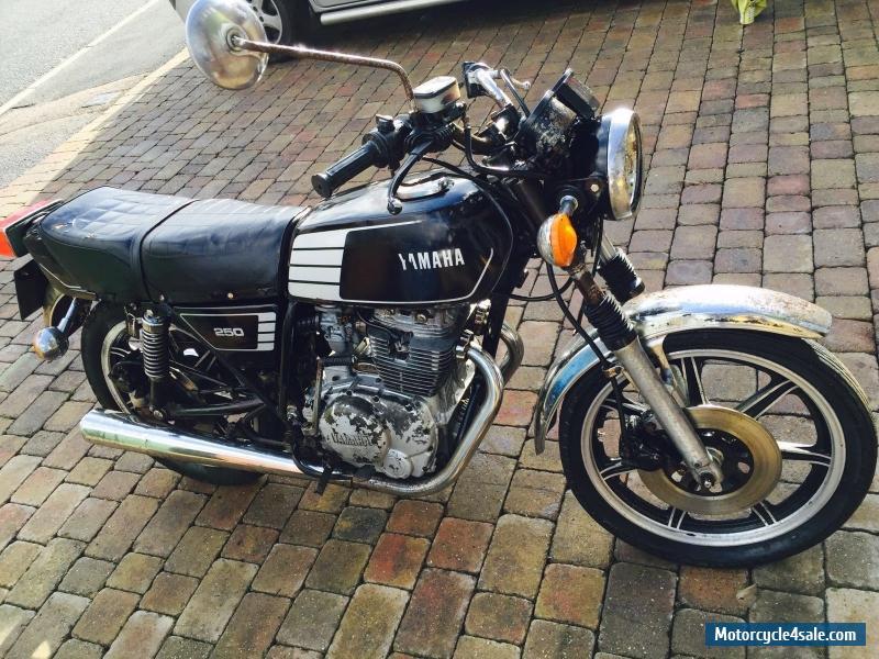 1978 Yamaha X250 for Sale in United Kingdom