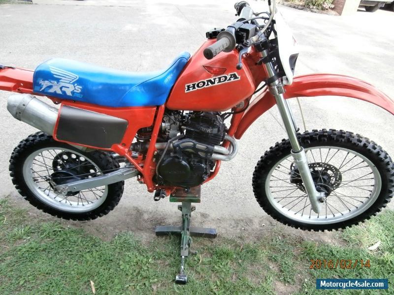 Vmx/classic motorcycle tests/comparisons 1982.yam.yz80/suz.rm80/kaw.kx80/hon.cr8