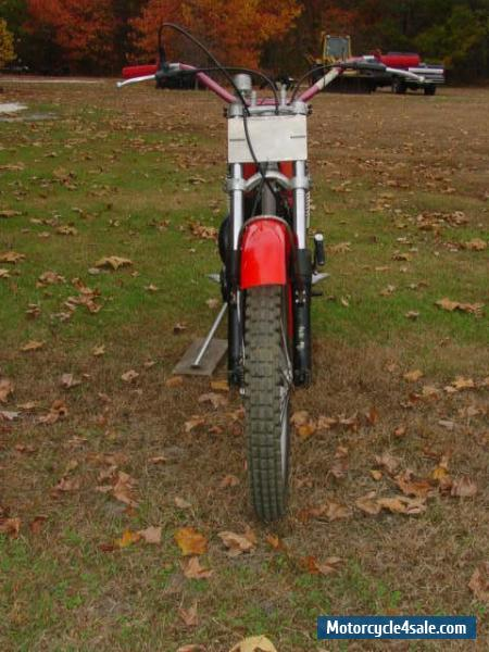 1978 Bultaco M-199 for Sale in Canada