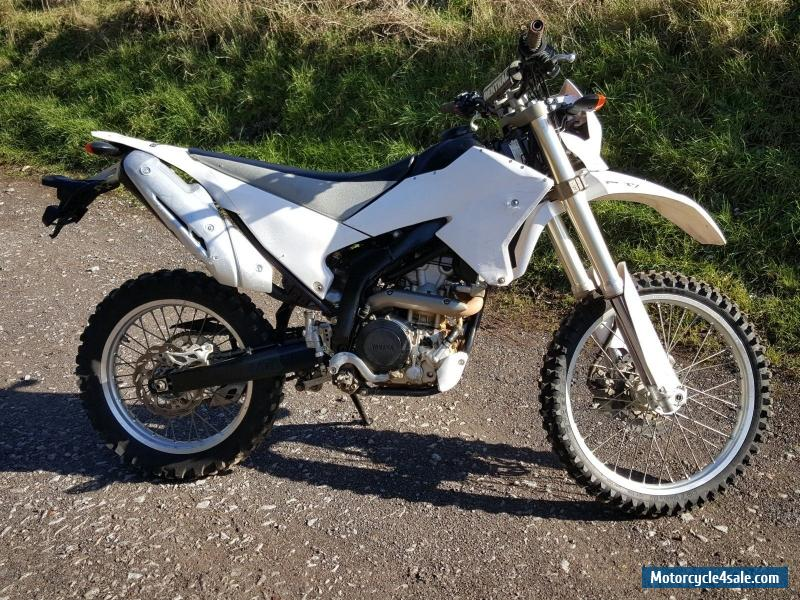 2008 yamaha wr250r for sale in united kingdom