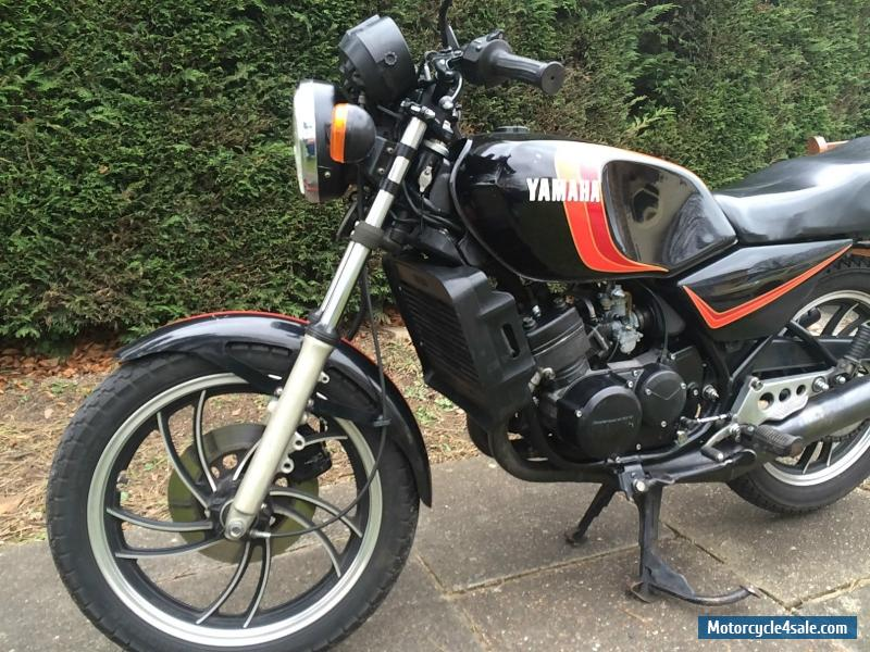 Yamaha lc 250 1983 all original matching numbers for sale for Yamaha 250 scrambler for sale