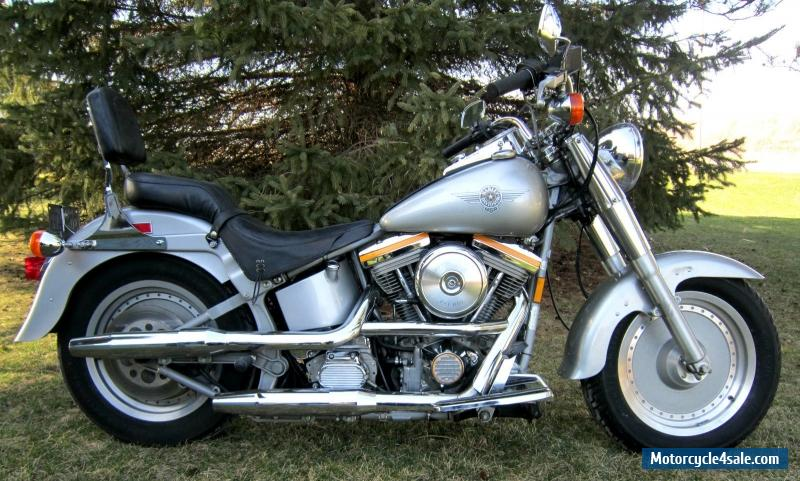 Harley Davidson Softail For Sale Minnesota >> 1990 Harley-davidson Softail for Sale in Canada