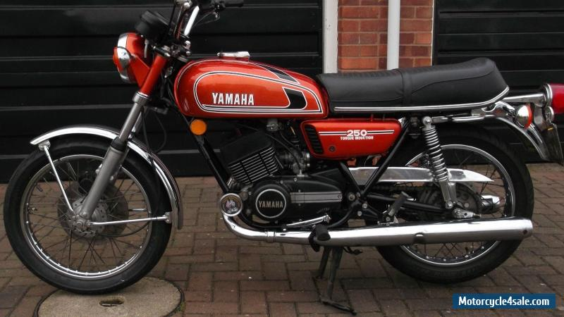 1975 yamaha rd250b for sale in united kingdom for Yamaha 250 scrambler for sale