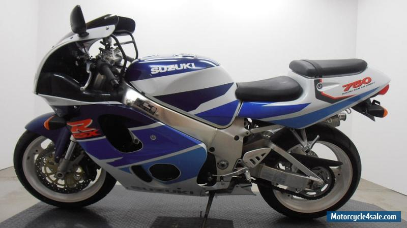 1997 suzuki gsxr750 for sale in united kingdom. Black Bedroom Furniture Sets. Home Design Ideas