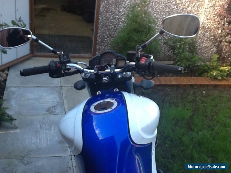 For sale my suzuki abs model fitted with scorpion exhaust original