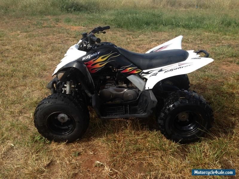 yamaha raptor 90 for sale in australia. Black Bedroom Furniture Sets. Home Design Ideas