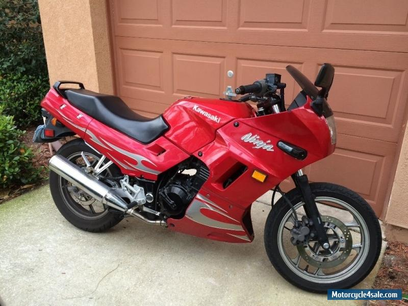 2007 kawasaki ninja for sale in canada. Black Bedroom Furniture Sets. Home Design Ideas