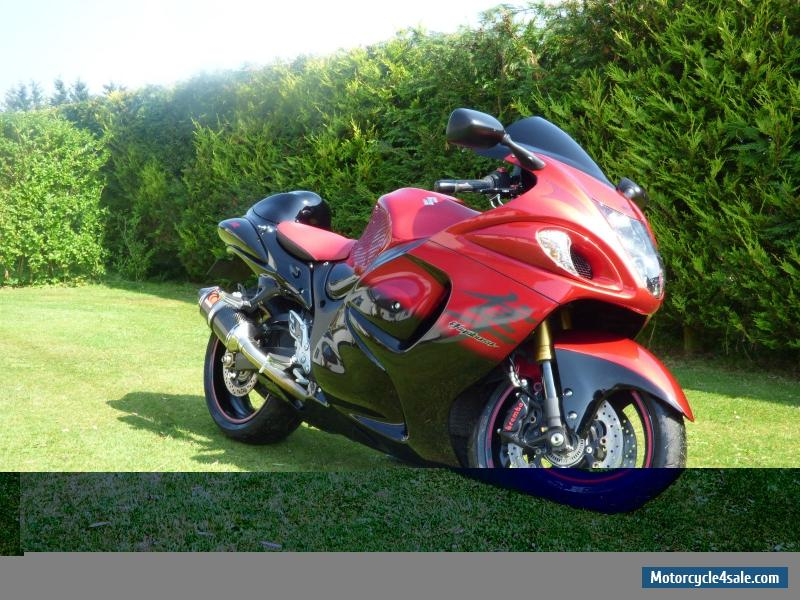 2014 Suzuki Hayabusa for Sale in United Kingdom