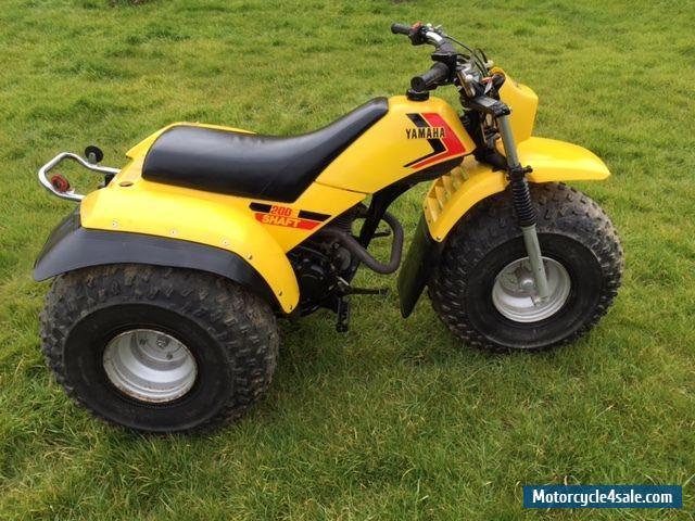 Yamaha ytm 200e trike atv not tri z for sale in united for Yamaha atv for sale cheap