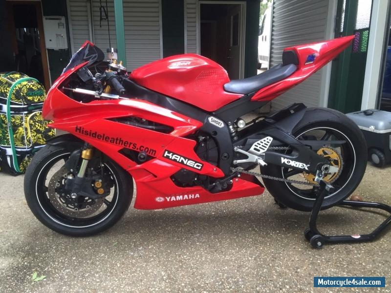 Yamaha r6 for sale in australia for 2010 yamaha r6 for sale