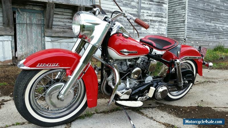 1963 Harley Davidson Flh For Sale In United States