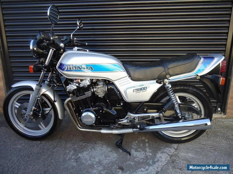 1980 honda cb 900 f for sale in united kingdom. Black Bedroom Furniture Sets. Home Design Ideas