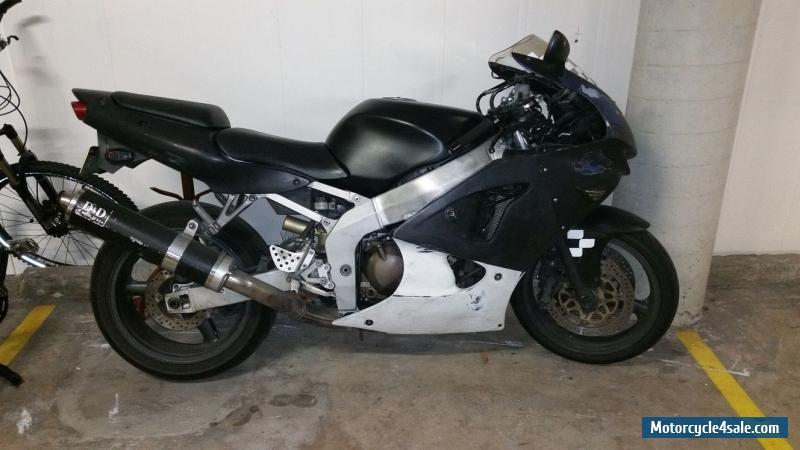 kawasaki zx6r for sale in australia. Black Bedroom Furniture Sets. Home Design Ideas