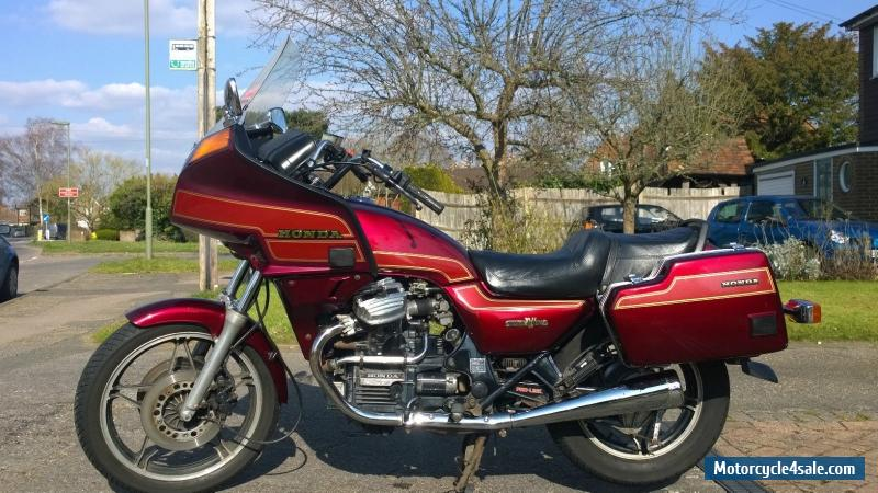 1983 Honda Gl650 Silverwing Interstate For Sale In United