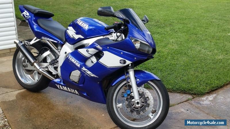 Yamaha yzf r6 for sale in australia for Yamaha r6 600 for sale