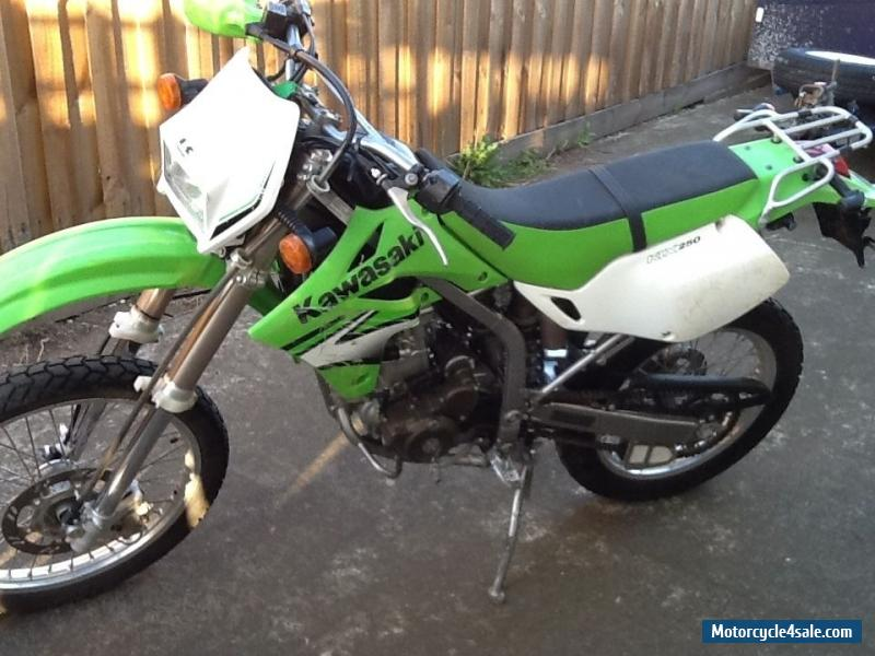kawasaki klx 250 e for sale in australia. Black Bedroom Furniture Sets. Home Design Ideas