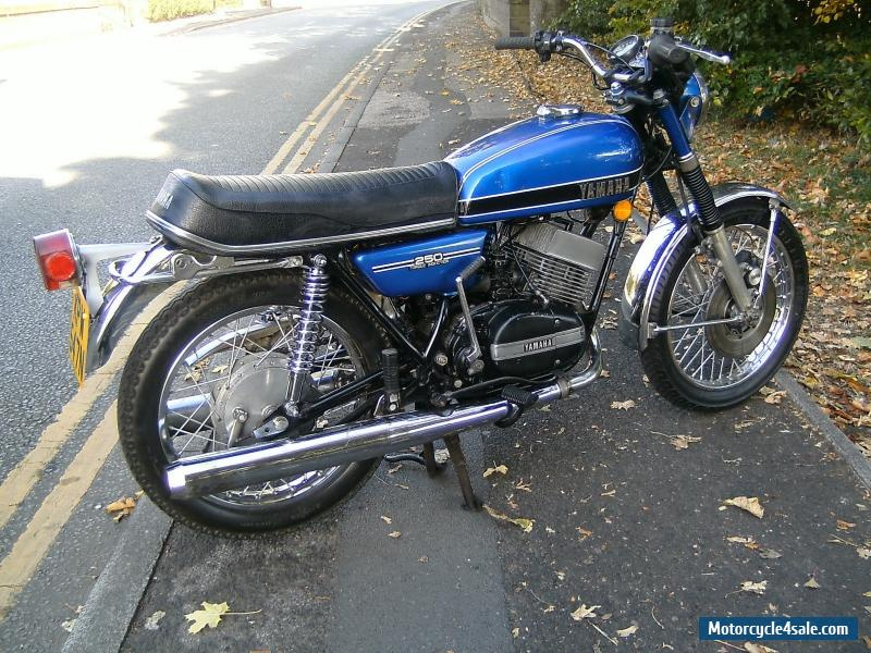 1974 yamaha rd for sale in united kingdom for Yamaha 250 scrambler for sale