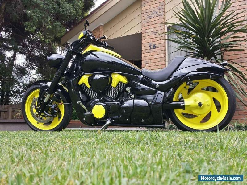 Suzuki 2008 Suzuki M109r For Sale In Australia