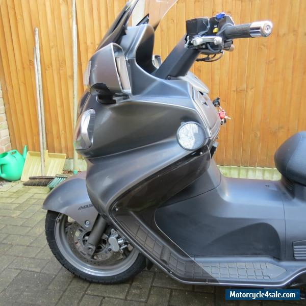 2007 suzuki an650k7 burgman executive for sale in united kingdom. Black Bedroom Furniture Sets. Home Design Ideas