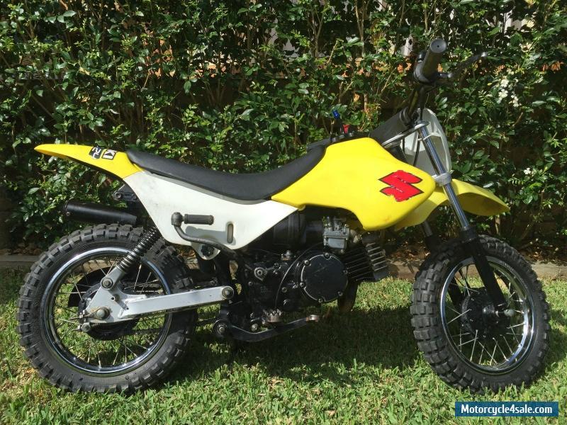 Suzuki jr 50 for Sale in Australia