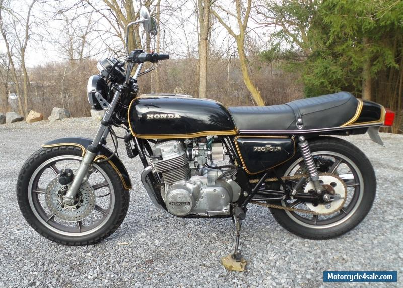 1976 Honda CB for Sale in Canada