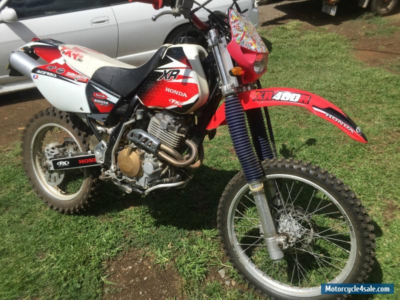 honda xr 400 for sale in australia. Black Bedroom Furniture Sets. Home Design Ideas