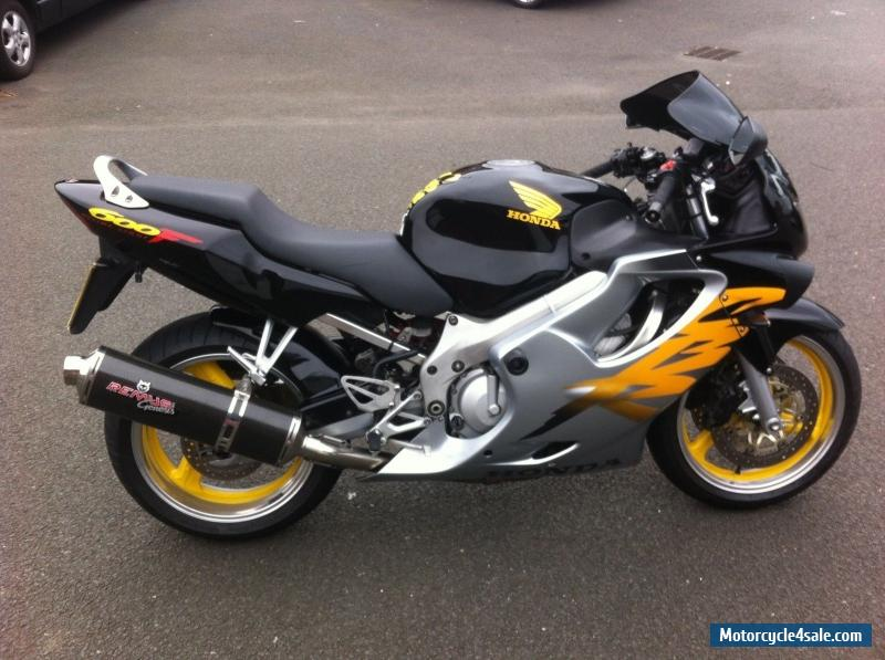 1999 honda cbr 600 f for sale in united kingdom. Black Bedroom Furniture Sets. Home Design Ideas