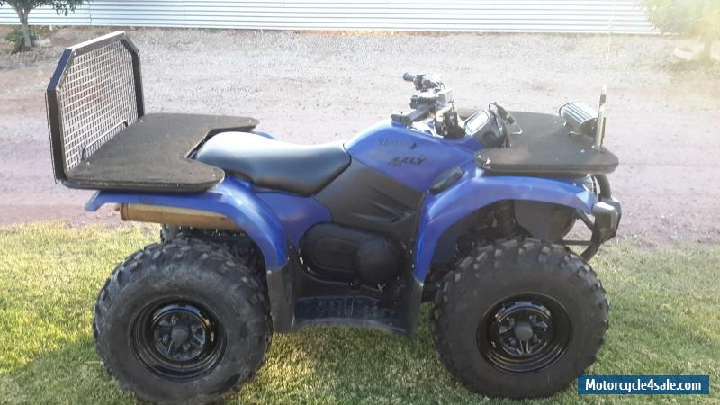 Yamaha grizzly for sale in australia for Yamaha grizzly 450 for sale